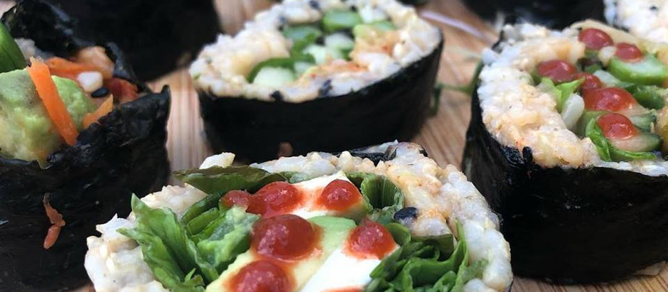 Vegan Sushi Inspiration