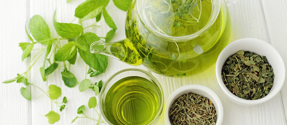 Pandemic got You down? Feel better with some green tea!