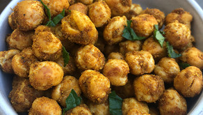 Moroccan Baked Chickpeas