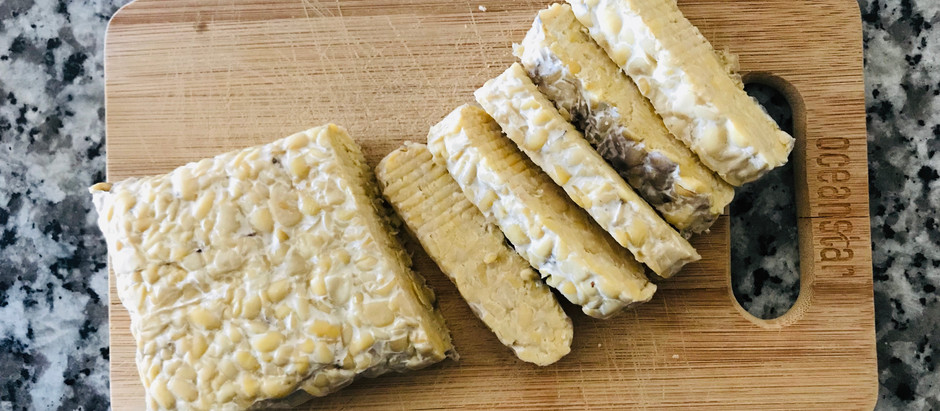 Vegan Food of the Week: Tempeh