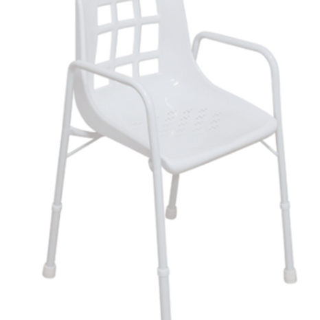 Shower Chairs - Treated Steel - Aspire