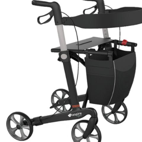 Carbon Fibre Seat Walker