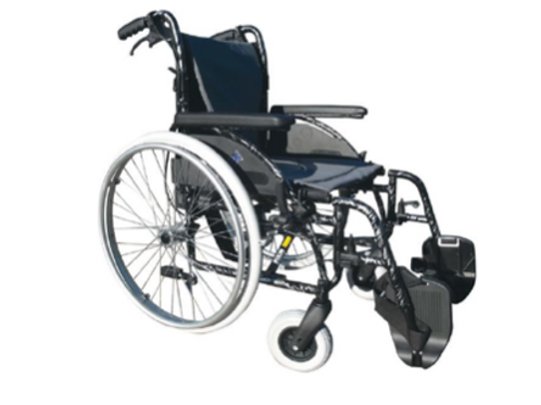 Light Weight Self Propelled Wheelchair - Merits