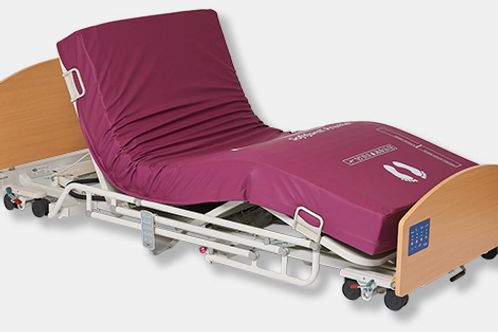 Invacare CS8 Electric Bed