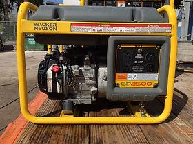 Wacker 2500 Generator.JPG