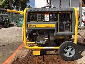 Wacker 6600 Generator.JPG