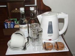 Tea and coffee facilities