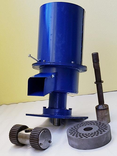 Рабочая часть гранулятора без редуктора