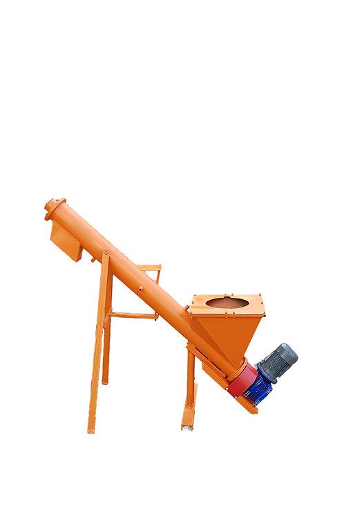 Шнековый транспортер 3м 3кВт