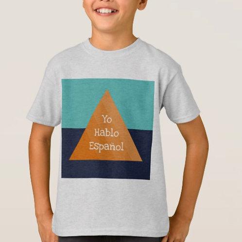 Kiddo Yo Hablo Español T-shirt
