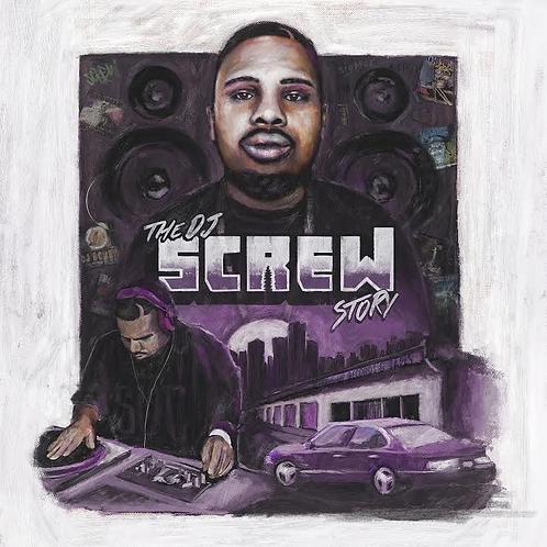 The Dj Screw Story (DVD)