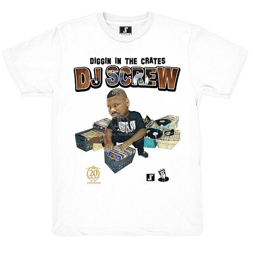 Diggin in the crates shirt