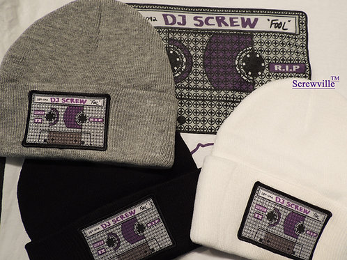 Dj Screw Beanie