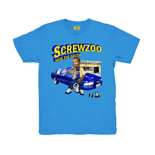 Dj Screw Save the South Shirt