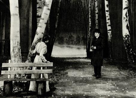 """""""Le tre sorelle"""" di Anton Cechov- atto IV, scena tra Irina e Tuzenbach. Esercizio di analisi."""
