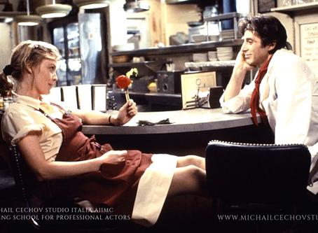 """""""Paura d'amare"""" - dialogo tra Frankie e Johnny (Michelle Pfeiffer e Al Pacino)"""