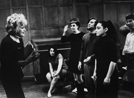 La tecnica di recitazione di Stella Adler
