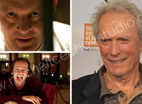 Clint Eastwood, Jack Nicholson, Anthony Hopkins sulla tecnica di Michail Cechov