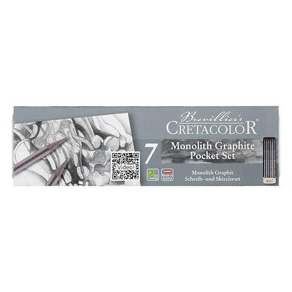 Monolith Graphite Pocket Set