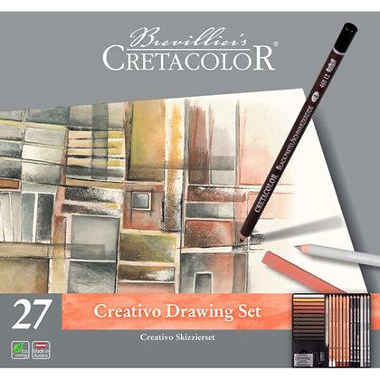 Creativo Drawing Set