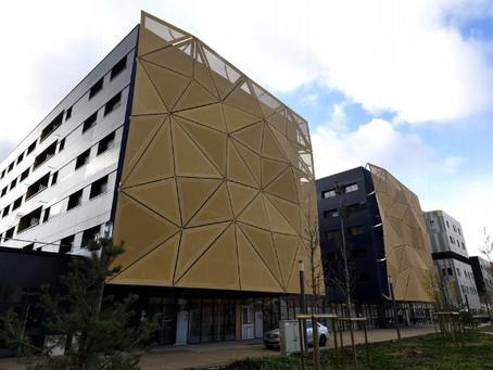 Une maison de santé pour les enfants et les parents à Clermont-Ferrand