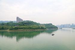 Along The Yangtze e