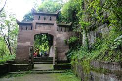 Shibaozhai Pagoda The Yangtze