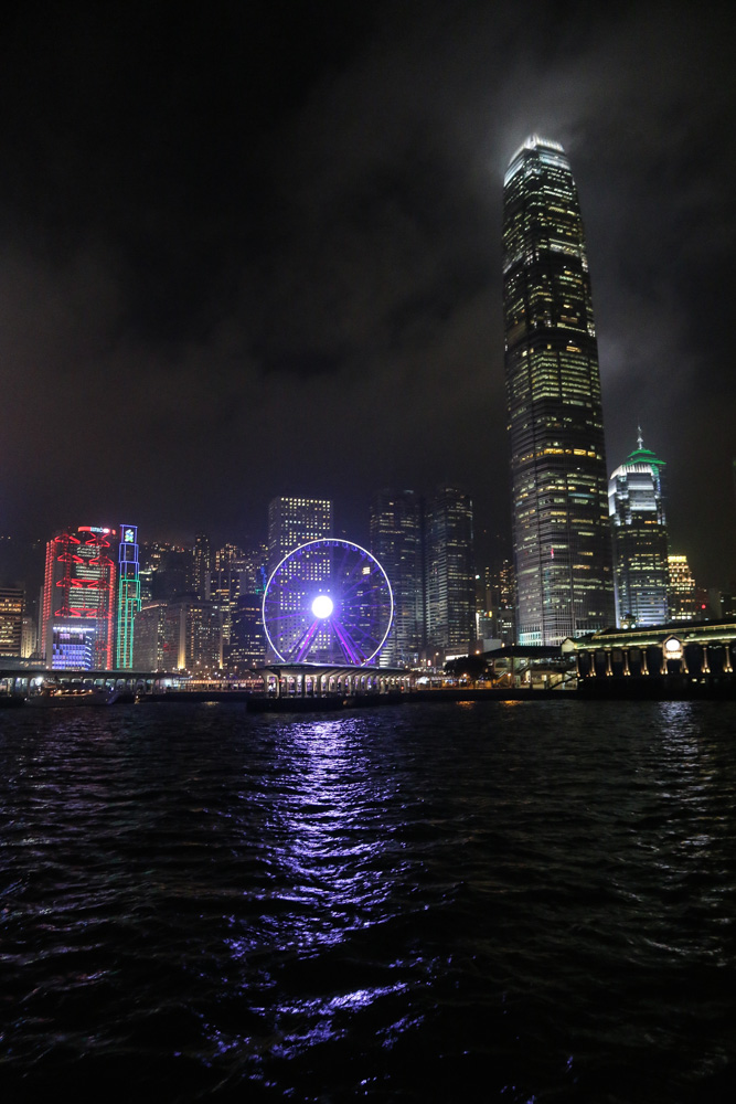 Hong Kong by Night
