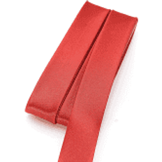 Ruban satin double face 6mm rouge carmin (324)