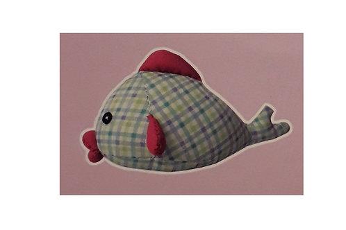Kit créatif couture Doudou poisson
