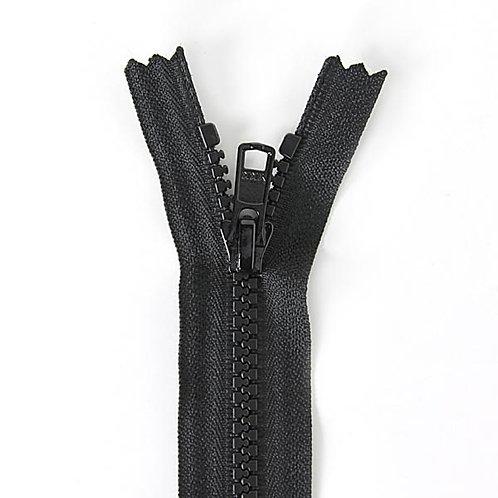Fermeture injectée séparable 5mm noir