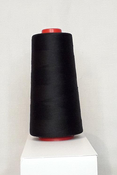 Fil pour tout coudre noir cône 3000m