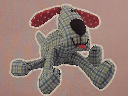 Kit créatif couture Doudou chien