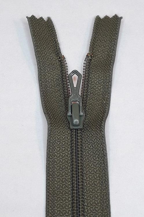 Fermeture Z51 10 à 20cm 4mm non-détachable chasse 774