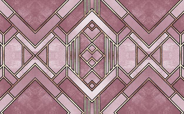 w0115_1s_Art-Deco-Diamond-Pattern-Wallpa