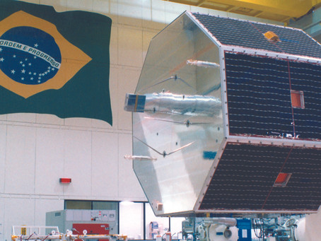 Satélite SCD-1: 28 anos em órbita