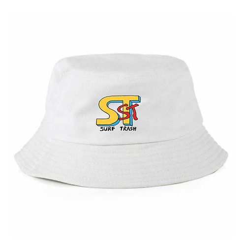 SURF TRASH BUCKET HAT