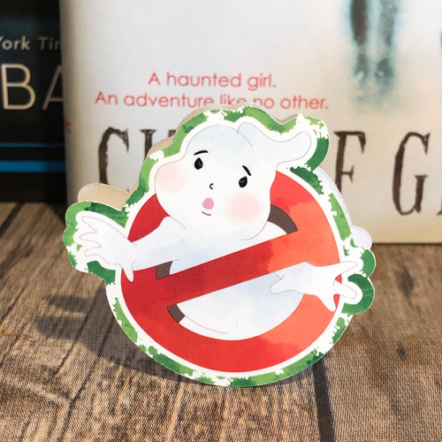 ghostbusters magnetic car door emblems