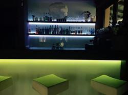 Pohľad na bar