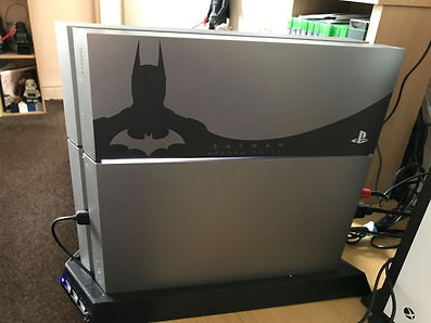 Time to sell my Playstation 4 Batman edition!!