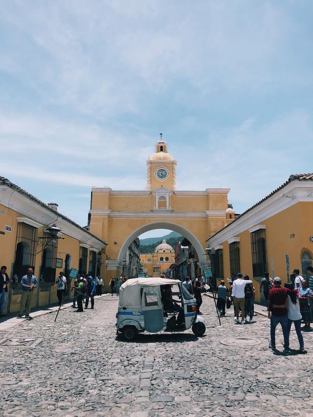 Guatemala Getaway