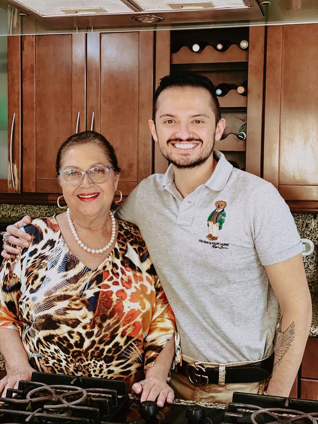 My Muses Pt. 3: My Grandma