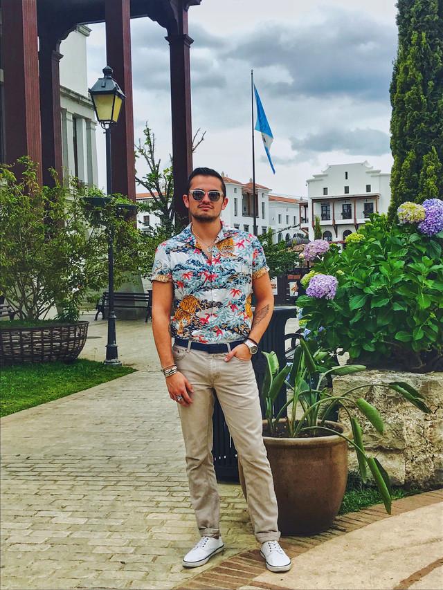 Guatemalan Wardrobe