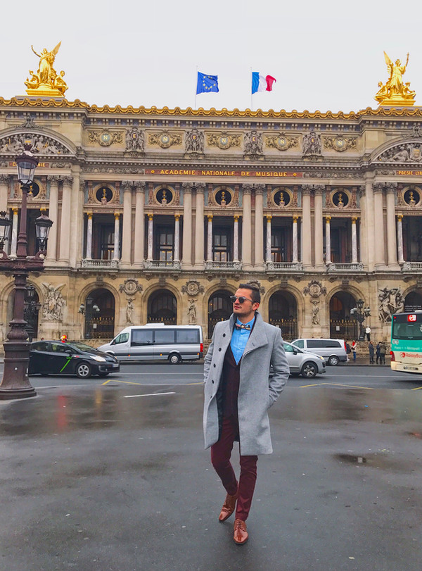 Parisian Style: Favorite Outfits