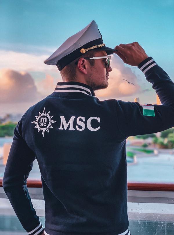 MSC Cruise: Seaside
