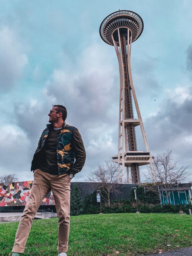 Long Weekend in Seattle