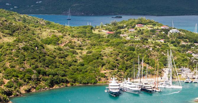 Revier Vorstellung: Karibik - Antillen
