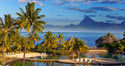 Segeln von Tahiti nach Bora Bora