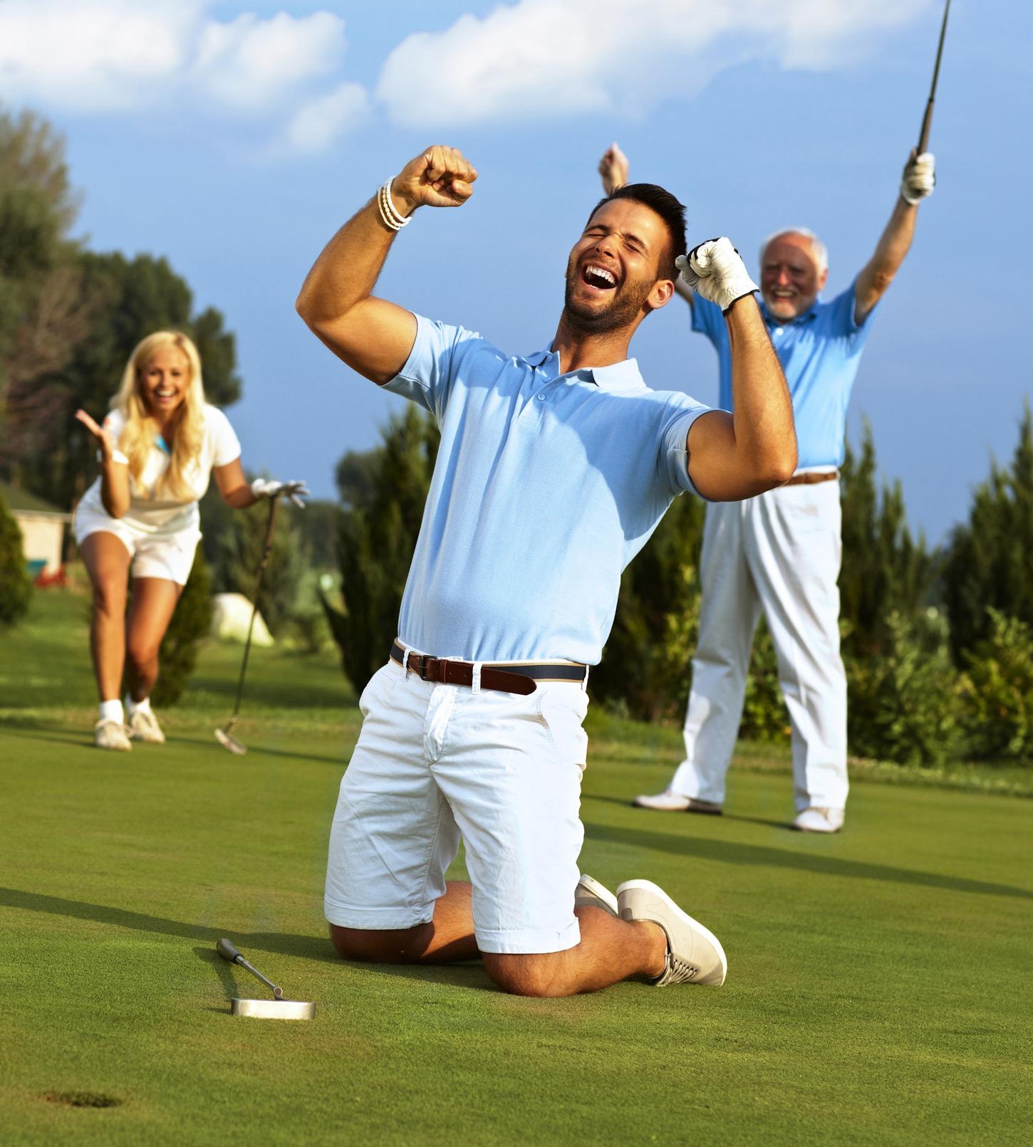 MindSail Golf Event
