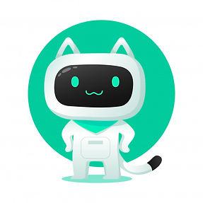 personnage-assistance-par-robot-robot-mi